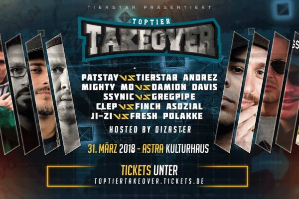 Preview Toptier Takeover 2