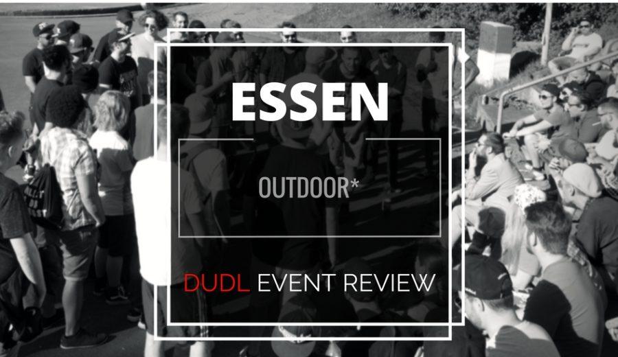 Du & Deine Lines - 06.05.2018 Essen